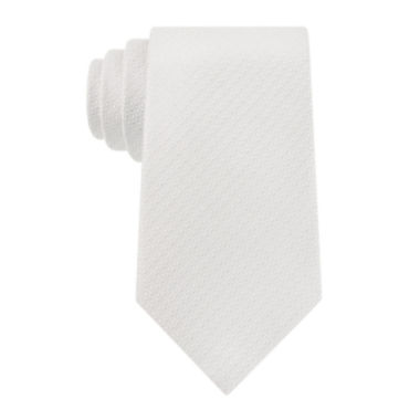 jcpenney.com | Stafford® Micro Geo Solid Silk Tie
