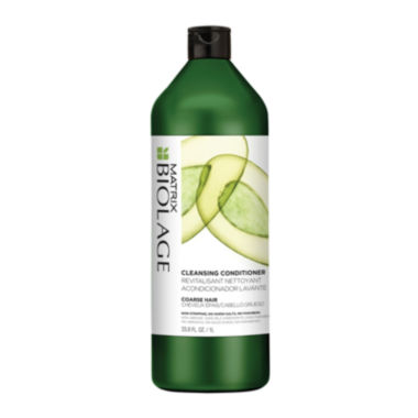 jcpenney.com | Matrix® Biolage Cleansing Conditioner Coarse Hair - 33.8 oz.