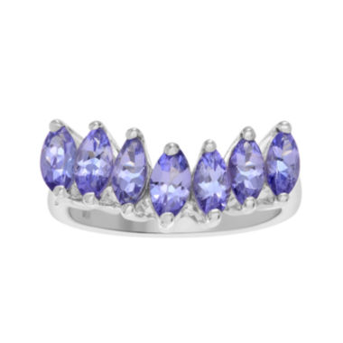 jcpenney.com | Genuine Tanzanite Sterling Silver Ring