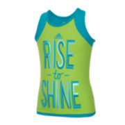 adidas® Training Racerback Tank Top - Preschool Girls 4-6x