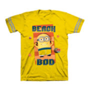Despicable Me Short-Sleeve Cotton Tee - Boys 8-20