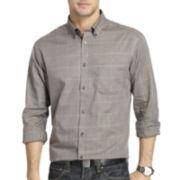 Van Heusen® Long-Sleeve No-Iron Woven Shirt
