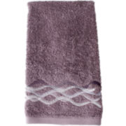 Sketchbook Waves Fingertip Towel