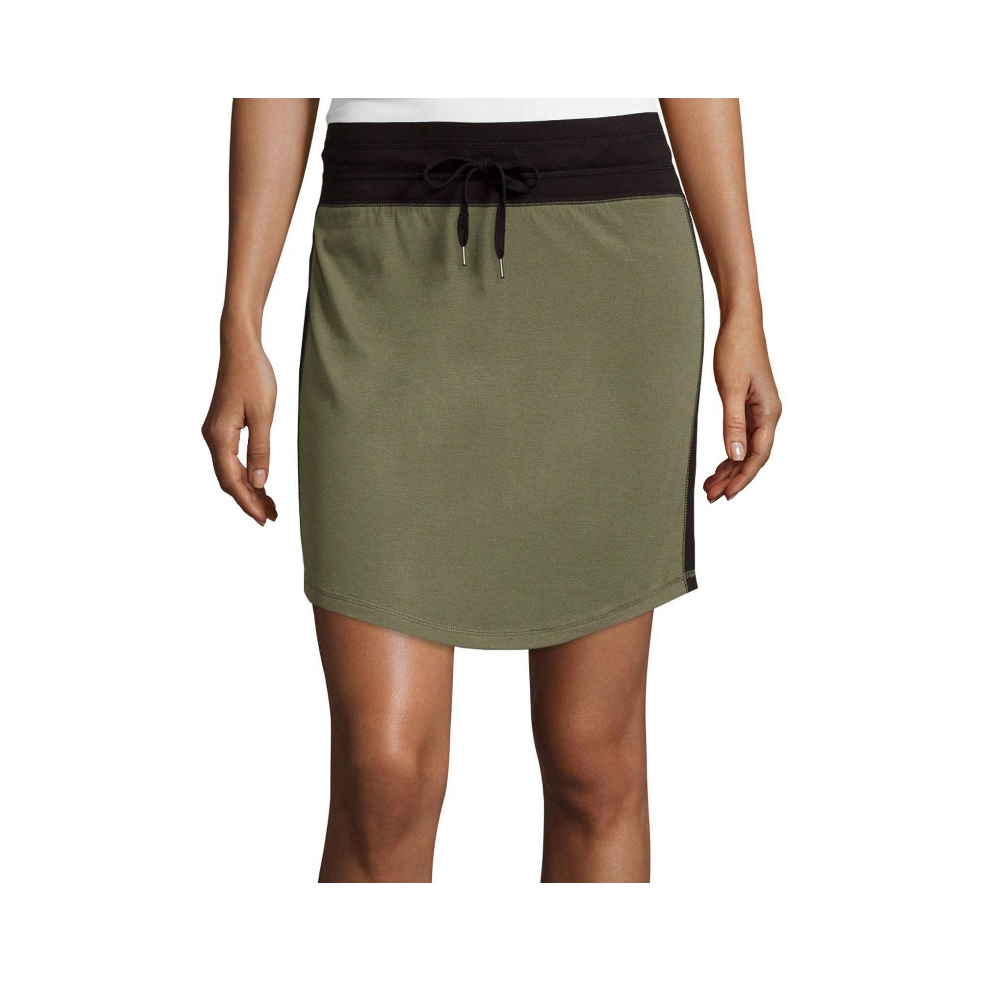 Xersion™ Studio Knit Skirt plus size,  plus size fashion plus size appare