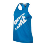 Nike® Knockout Racerback Prep Tank Top