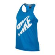 Nike® Knockout Racerback Prep Tank Top