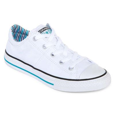 timeless design 8bef9 838ff Converse Chuck Taylor All Star Madison Ox Girls Sneakers - Little Kids Big  Kids