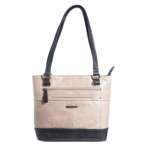 Stone And Co Megan Vintage Leather Tote Bag