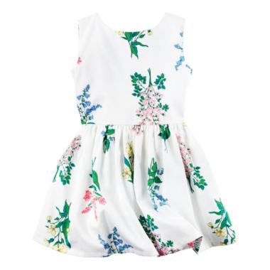 jcpenney.com | Carter's Toddler Girl Easter Dress
