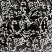 Oriental Furniture Floral Porcelain Patio Garden Stool