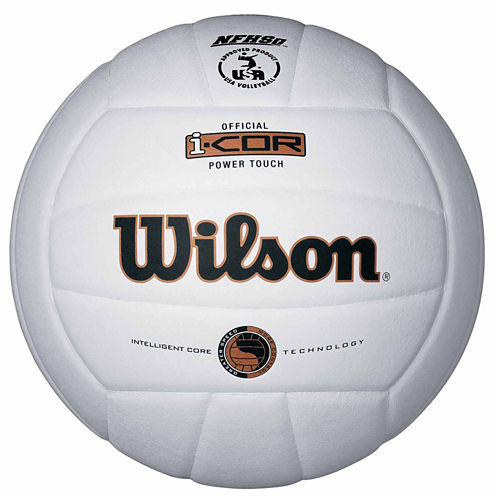 Wilson iCor Power Touch Volleyball