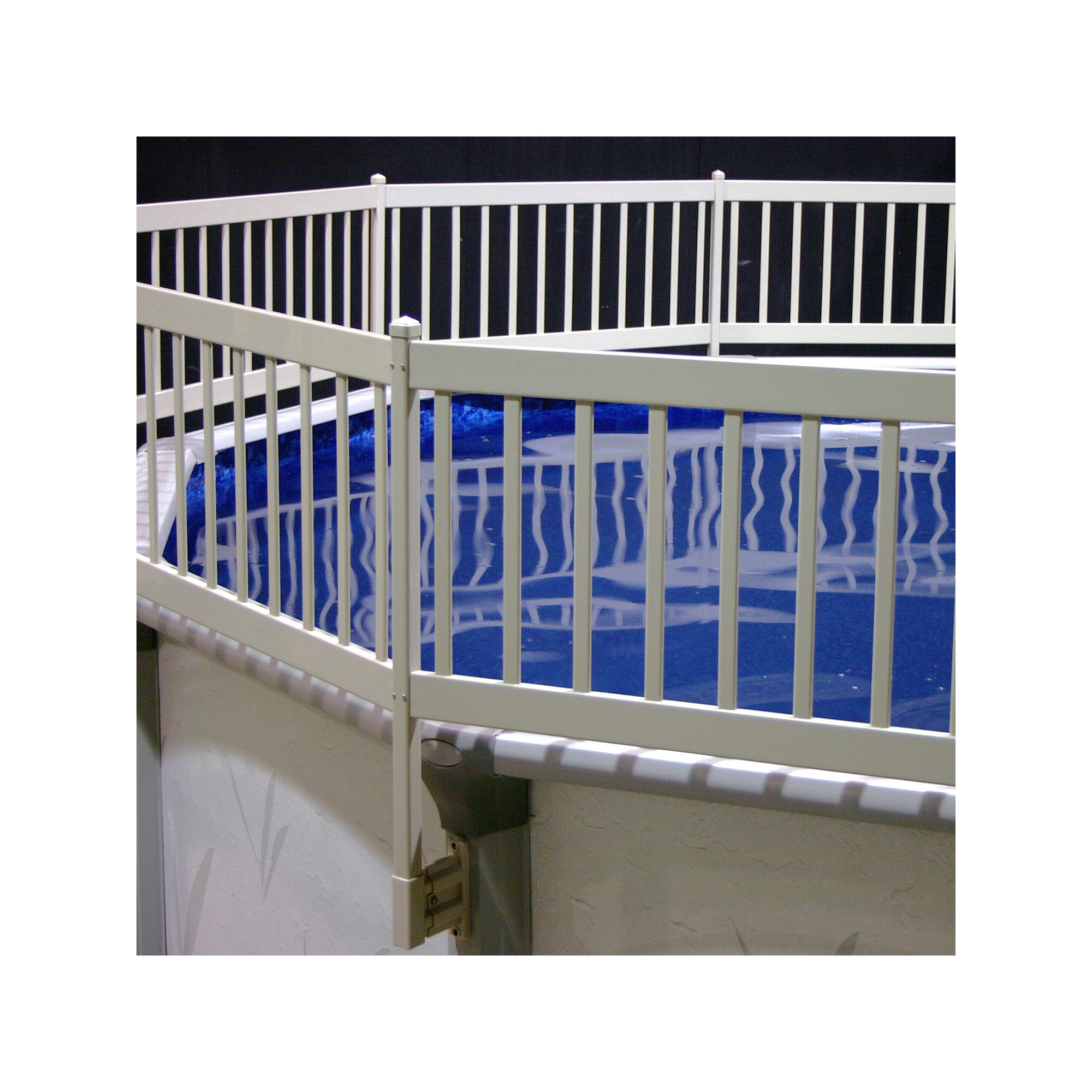 672875900701 Upc Vinyl Works Above Ground Pool Fence Kit 3 Upc