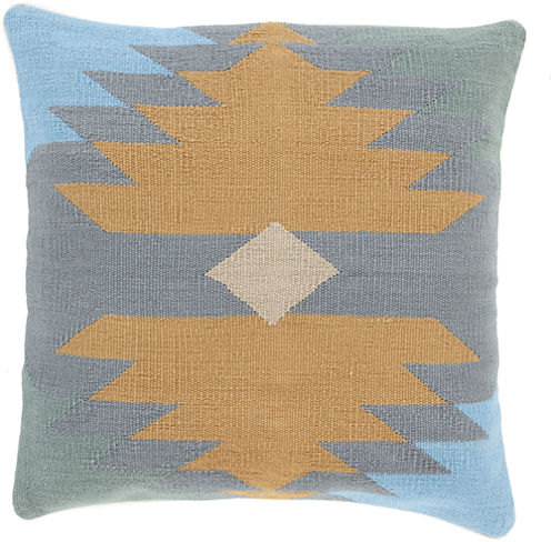 Decor 140 Swazey Square Throw Pillow