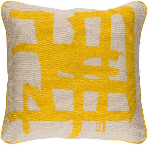 Decor 140 Muzzicon Throw Pillow Cover