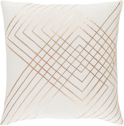 Decor 140 Eversholt Square Throw Pillow
