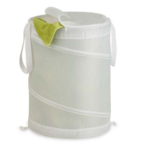 Honey-Can-Do® Medium Nylon Pop-Open Hamper