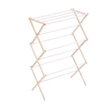 jcpenney.com | Honey-Can-Do® Accordion Wood Drying Rack