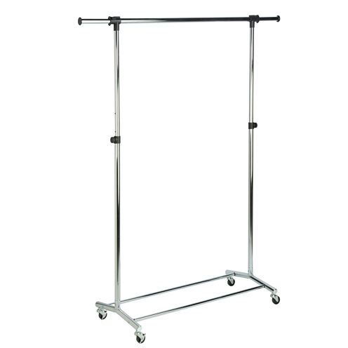 Honey-Can-Do® Commercial Chrome Garment Rack