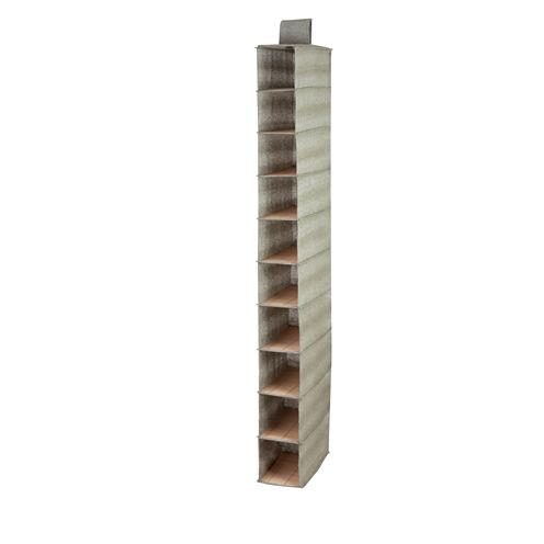 Honey-Can-Do® 10-Shelf Shoe Organizer