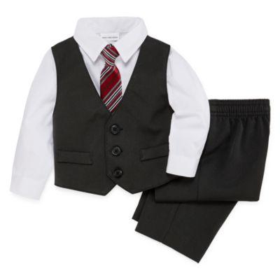 24fe6d15b Van Heusen 4-pc. Suit Set Baby Boys - JCPenney