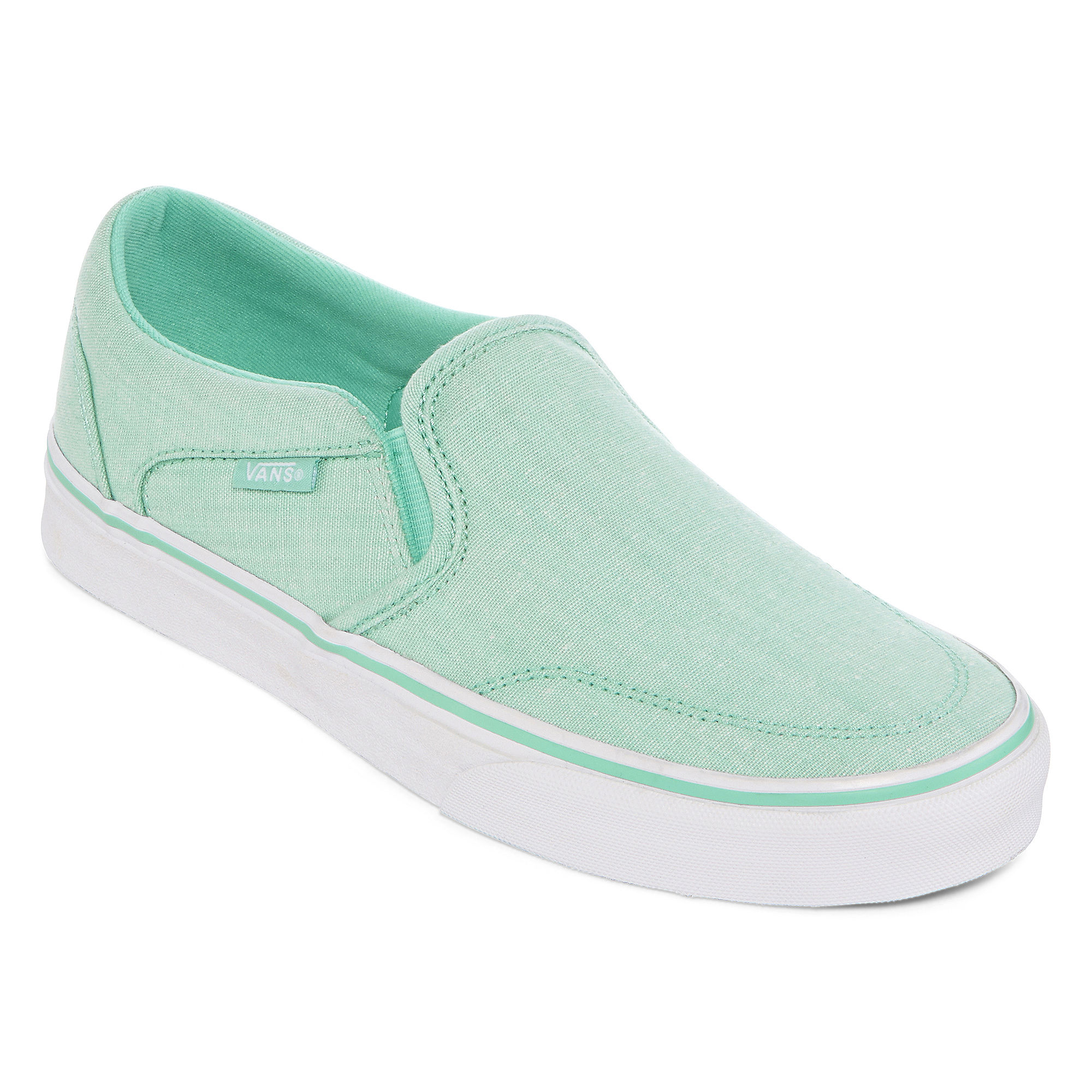 UPC 888655042749. ZOOM. UPC 888655042749 has following Product Name  Variations  Vans Asher Women Us 7.5 Green Sneakers ... 1e290c2e2