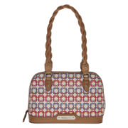 Rosetti® Logo Motion Satchel