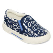 Carter's® Damon2 Boys Slip-On Shoes - Toddler