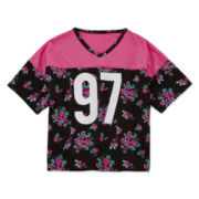 Total Girl® Varsity Tee - Girls 7-16 and Plus