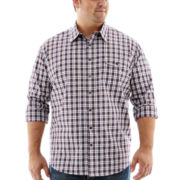 The Foundry Supply Co.™ Long-Sleeve Mechanical Stretch Shirt-Big & Tall