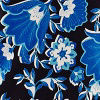 Navy/blue Floral
