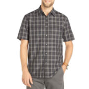 Van Heusen® Traveler Short-Sleeve Woven Shirt