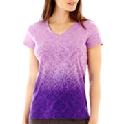 Made For Life™ Short-Sleeve Ombré Graphic Tee