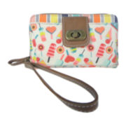 Unionbay® Candy Print Wallet