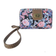 Unionbay® Ditsy Floral Wallet