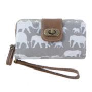 Unionbay® Elephant Print Wallet