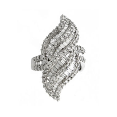 jcpenney.com | LIMITED QUANTITIES 2 1/4 CT. T.W. Diamond 14K White Gold Ring