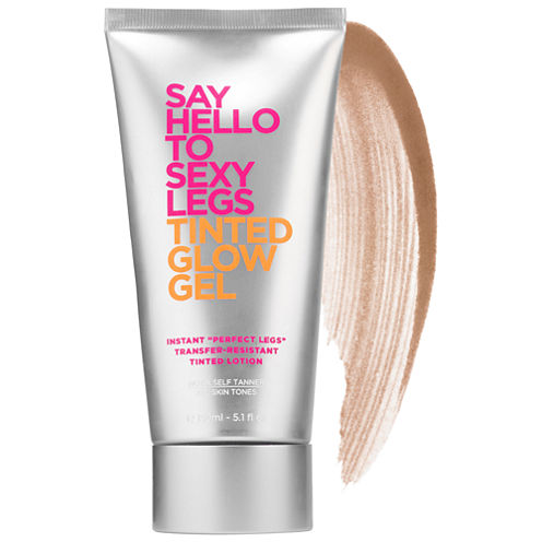 Say Hello To Sexy Legs Tinted Glow Gel