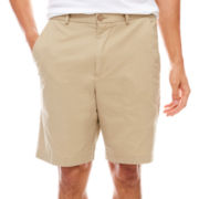 Biscayne Bay Washed Relaxed Fit Twill Shorts
