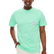 Biscayne Bay Short-Sleeve Pocket Jersey Tee