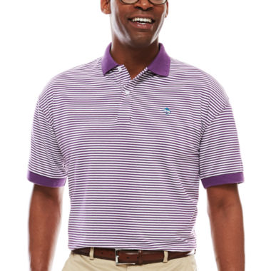 jcpenney.com | Biscayne Bay Short-Sleeve Horizontal Stripe Polo