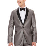 JF J. Ferrar® Luster Slim-Fit Tuxedo Jacket