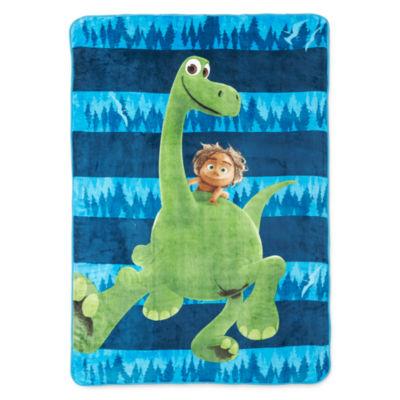 Disney Collection Pixar Good Dinosaur Blanket