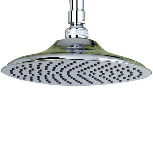 Rainfall Chrome Showerhead