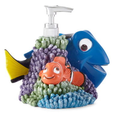 jcpenney.com | Disney® Finding Dory Lagoon Soap Dispenser