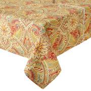 Waverly® Swept Away Umbrella Tablecloth