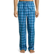 Stafford® Woven Pajama Pants