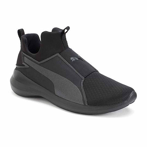 Puma Rebel Mid Womens Training Shoes
