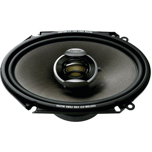 Pioneer TS-D6802R D-Series 6IN x 8IN 260-Watt 2-Way Speakers