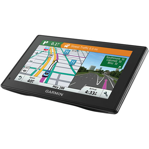 Garmin 010-01540-01 DriveSmart 60LMT 6IN GPS Navigator with Bluetooth & Free Lifetime Maps & TrafficUpdates