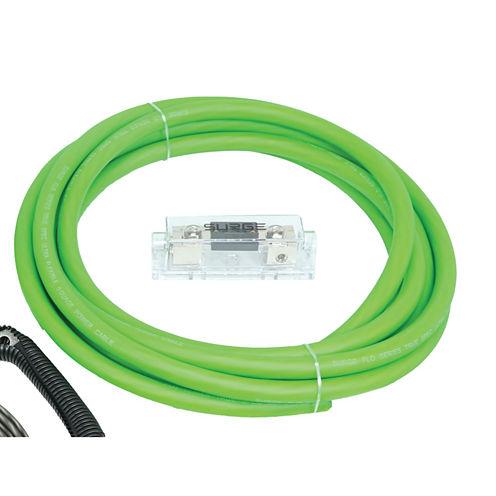 ATREND F-0 Flo Series Amp Installation Kit (0 Gauge; 5;000 Watts)